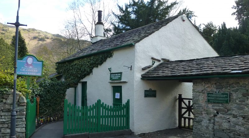 Sarah Nelson Grasmere Gingerbread. Photo by Best Places Travel